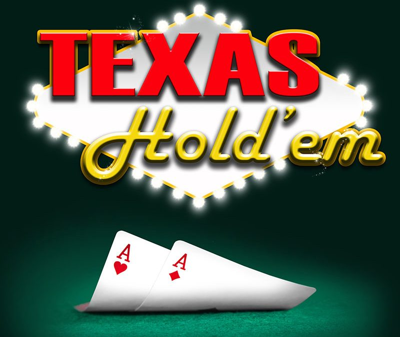 Texas Hold'em Poker Tourney!